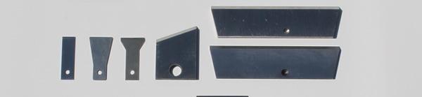 Pelletizer Blades | Pelletizer Knives | No Dust Filtration